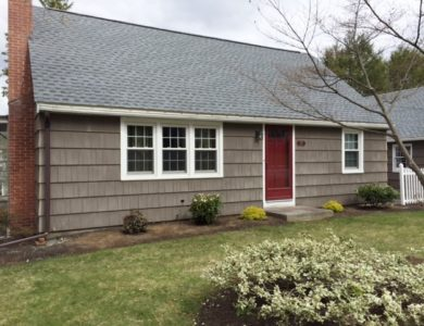 photo of a roof replaced by Westborough Roofing Contractor Northeast Home & Energy