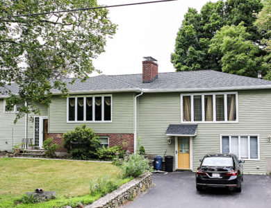 Roof Replacement in Shrewsbury MA
